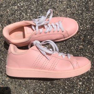 Adidas Originals Pink Cloudfoam Shoes